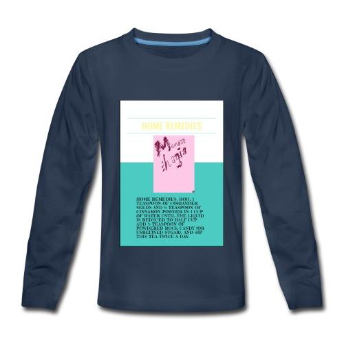 Support.SpreadLove - Kids' Premium Long Sleeve T-Shirt