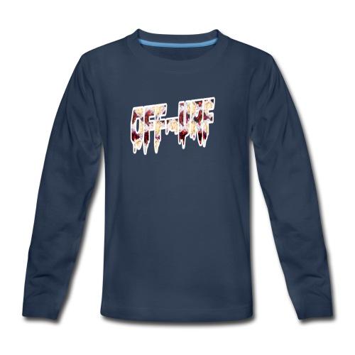 OFF-URF - Kids' Premium Long Sleeve T-Shirt