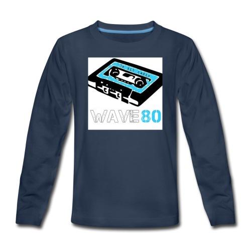 Alt Logo - Kids' Premium Long Sleeve T-Shirt