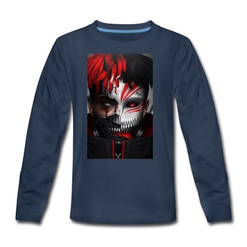 Teen gang - Kids' Premium Long Sleeve T-Shirt