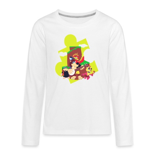 banjo - Kids' Premium Long Sleeve T-Shirt
