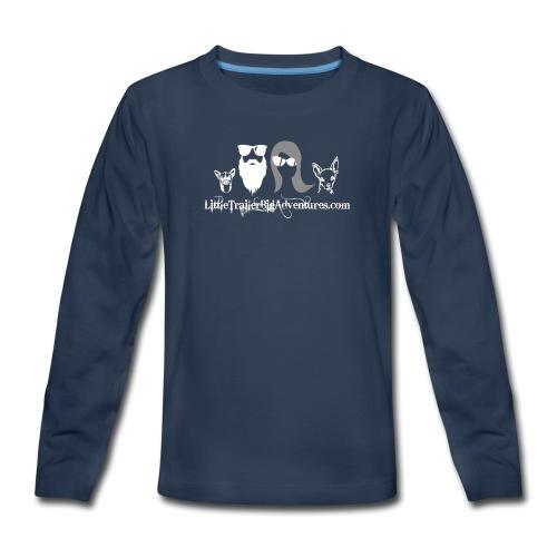 LTBA Head Shots - Kids' Premium Long Sleeve T-Shirt