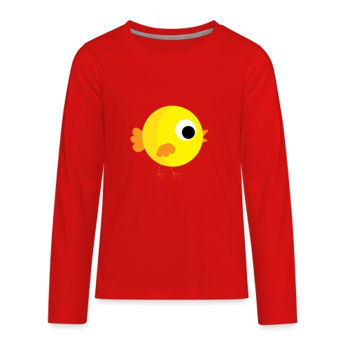 HENNYTHEPENNY1 01 - Kids' Premium Long Sleeve T-Shirt