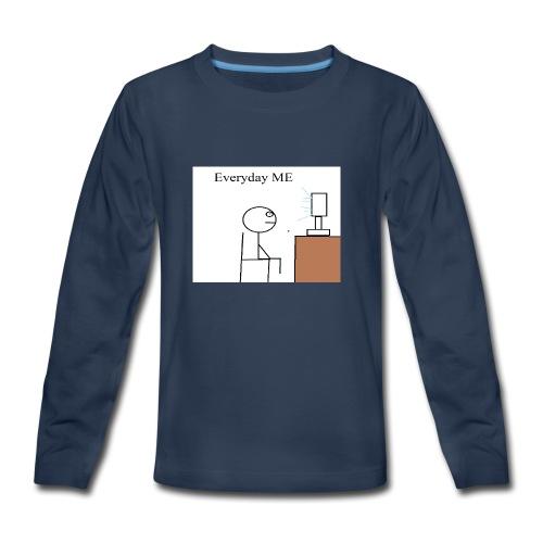 Everyday ME - Kids' Premium Long Sleeve T-Shirt