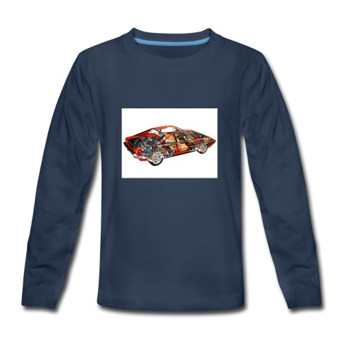 FullSizeRender mondial - Kids' Premium Long Sleeve T-Shirt