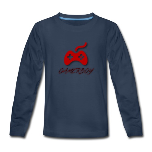 Gamerboy - Kids' Premium Long Sleeve T-Shirt