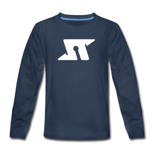 Spaceteam Logo - Kids' Premium Long Sleeve T-Shirt