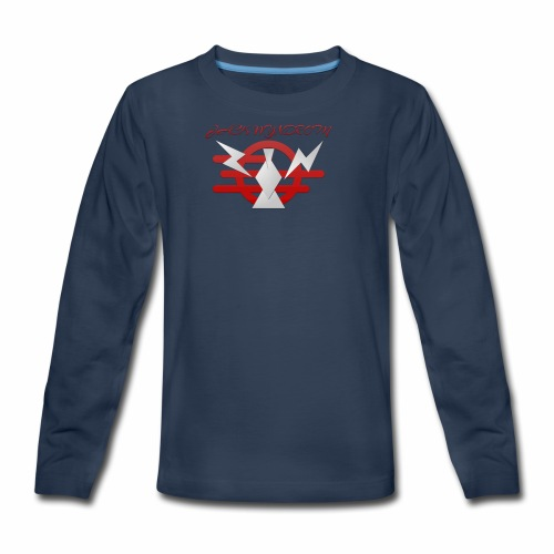 Thunderbird - Kids' Premium Long Sleeve T-Shirt