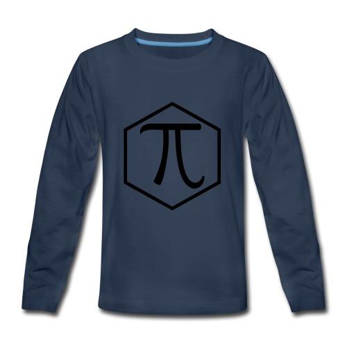 Pi - Kids' Premium Long Sleeve T-Shirt