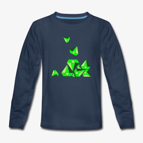 dropagem - Kids' Premium Long Sleeve T-Shirt