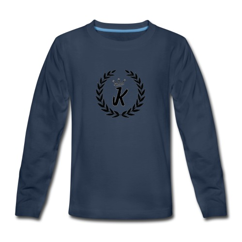 KVNGZ APPAREL - Kids' Premium Long Sleeve T-Shirt
