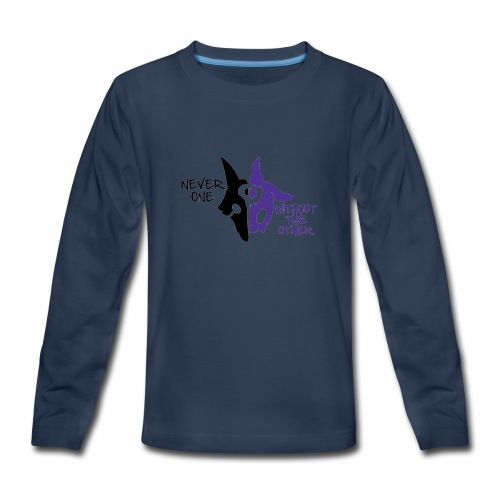 Kindred's design - Kids' Premium Long Sleeve T-Shirt