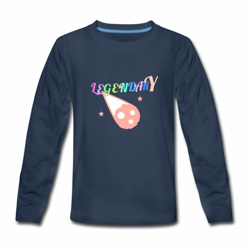 Legendary - Kids' Premium Long Sleeve T-Shirt