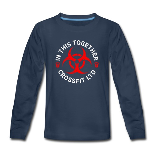 inThisTogether - Kids' Premium Long Sleeve T-Shirt
