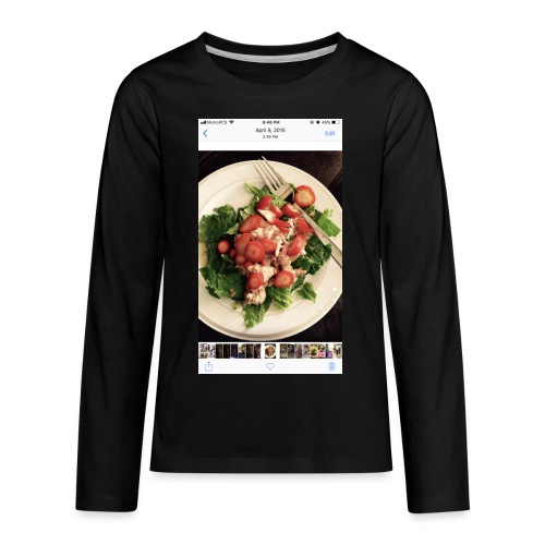 King Ray - Kids' Premium Long Sleeve T-Shirt