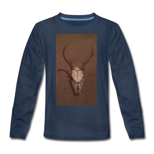 Red neck merchandise - Kids' Premium Long Sleeve T-Shirt