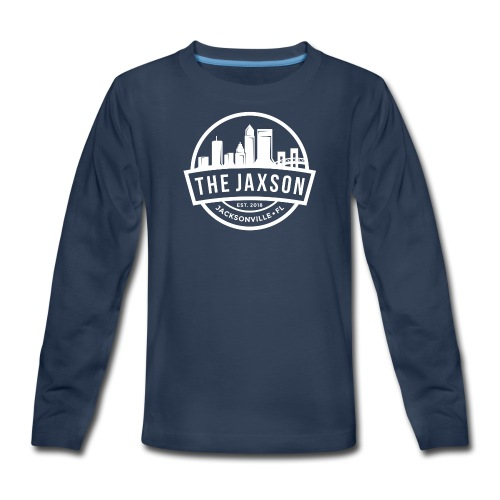 The Jaxson Light - Kids' Premium Long Sleeve T-Shirt