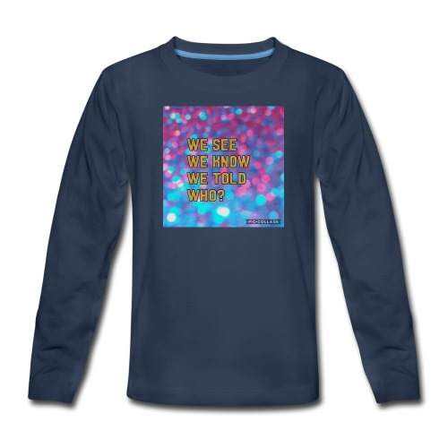 Cicon - Kids' Premium Long Sleeve T-Shirt
