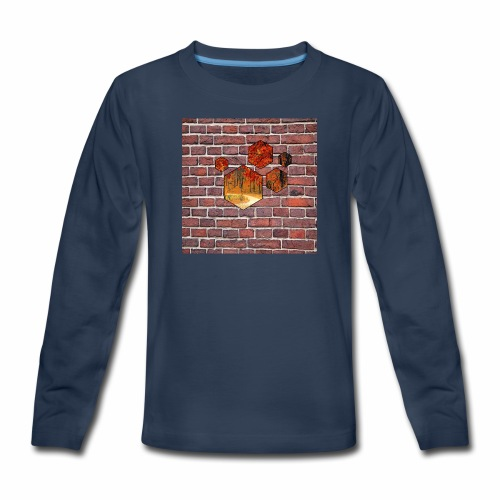 Wallart - Kids' Premium Long Sleeve T-Shirt