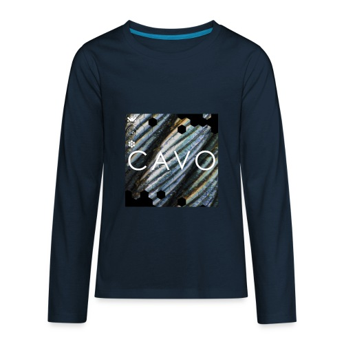 Cavo - Kids' Premium Long Sleeve T-Shirt