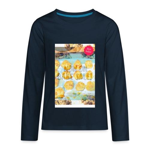 Best seller bake sale! - Kids' Premium Long Sleeve T-Shirt