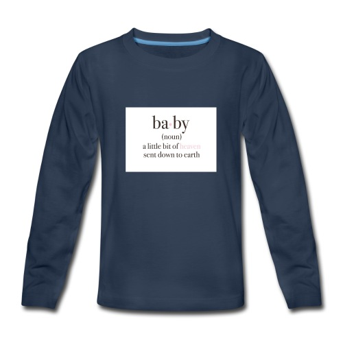Baby - Kids' Premium Long Sleeve T-Shirt