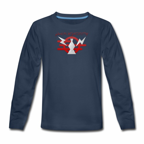 Thunderbird - Kids' Premium Long Sleeve T-Shirt