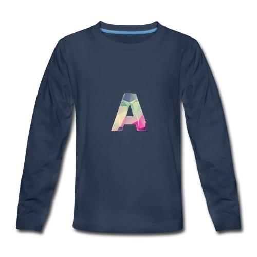 Amethyst Merch - Kids' Premium Long Sleeve T-Shirt