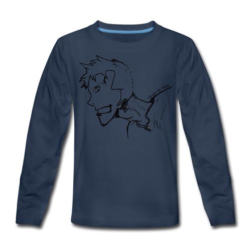 Design by Daka - Kids' Premium Long Sleeve T-Shirt