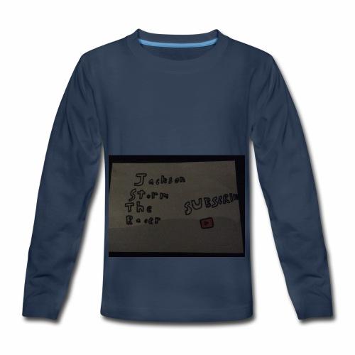 stormers merch - Kids' Premium Long Sleeve T-Shirt