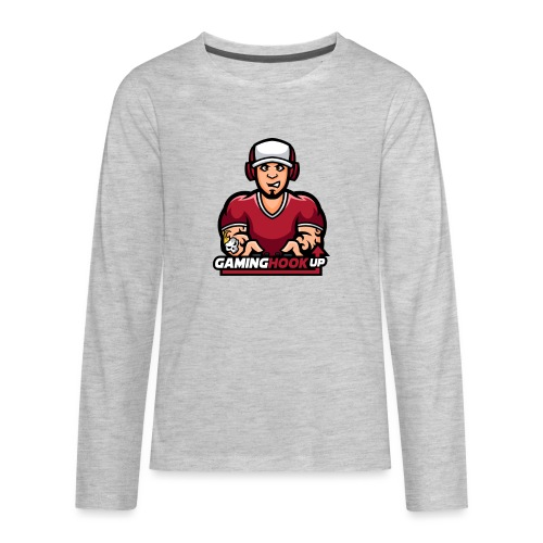 Your One Stop GamingHookup - Kids' Premium Long Sleeve T-Shirt