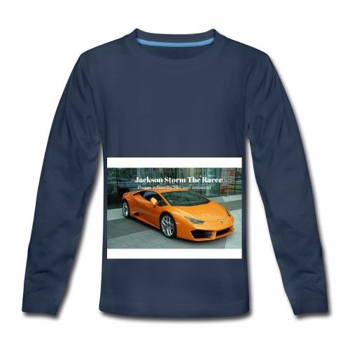 The jackson merch - Kids' Premium Long Sleeve T-Shirt