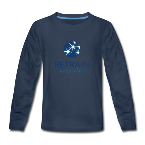 RBP Full Logo color - Kids' Premium Long Sleeve T-Shirt