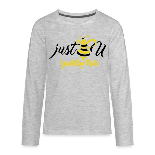 BeeYourSelf - Kids' Premium Long Sleeve T-Shirt