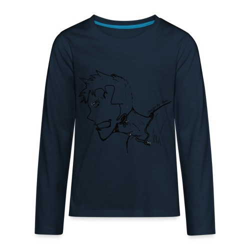 Design by Daka - Kids' Premium Long Sleeve T-Shirt