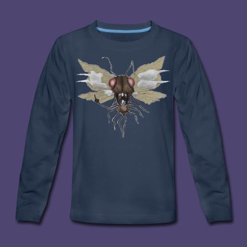 Toke Fly - Kids' Premium Long Sleeve T-Shirt