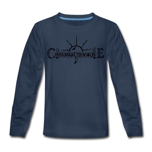 Chiwawausmokwe - 7thGen - Kids' Premium Long Sleeve T-Shirt