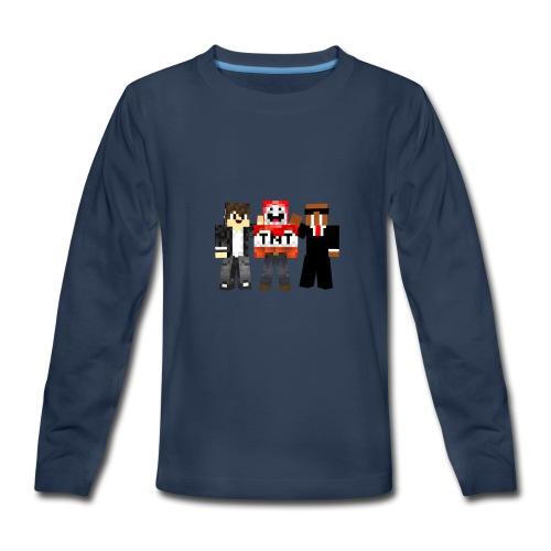 3 Amigos - Kids' Premium Long Sleeve T-Shirt