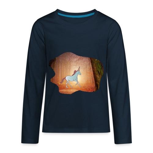 unicorn - Kids' Premium Long Sleeve T-Shirt