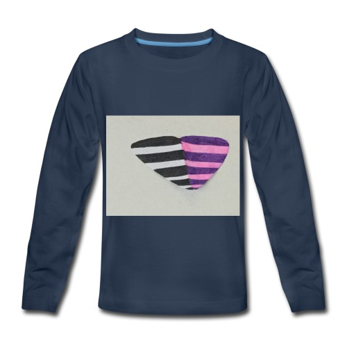 Jordayne Morris - Kids' Premium Long Sleeve T-Shirt