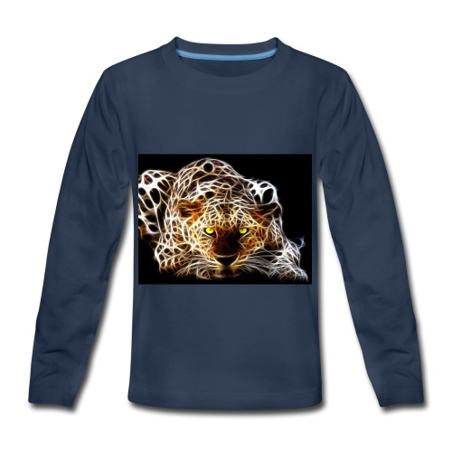 close for people and kids - Kids' Premium Long Sleeve T-Shirt