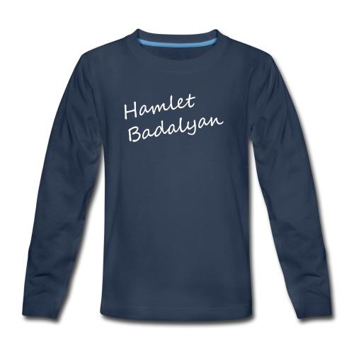 HB - Kids' Premium Long Sleeve T-Shirt