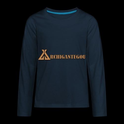 Archigantegou - Kids' Premium Long Sleeve T-Shirt