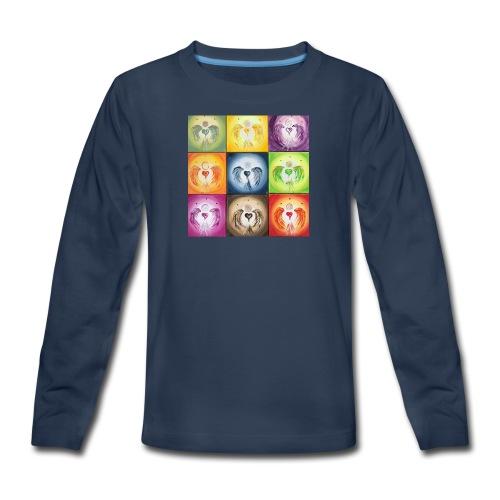 heartangel Mix - Kids' Premium Long Sleeve T-Shirt