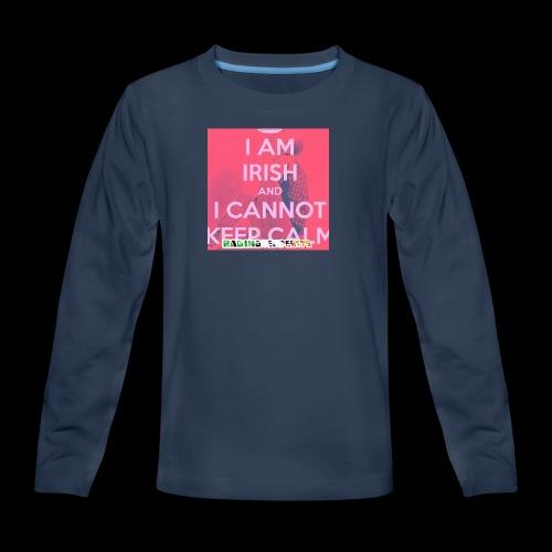Ragingtempest79 - Kids' Premium Long Sleeve T-Shirt