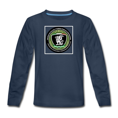 Its for a fundraiser - Kids' Premium Long Sleeve T-Shirt