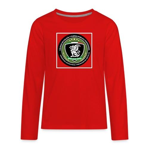 Its for a fundraiser - Kids' Premium Long Sleeve T-Shirt