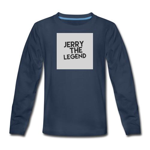 Jerry The Legend classic - Kids' Premium Long Sleeve T-Shirt