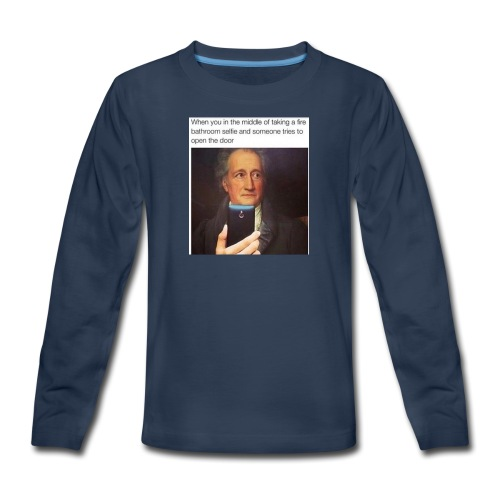dank memes 30 photos 27 - Kids' Premium Long Sleeve T-Shirt