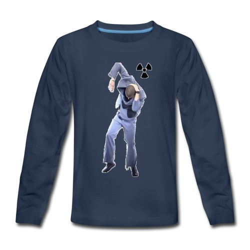 CHERNOBYL CHILD DANCE! - Kids' Premium Long Sleeve T-Shirt